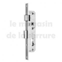 8691/14 72 axe 40 mm DIN L Serrure NEMEF