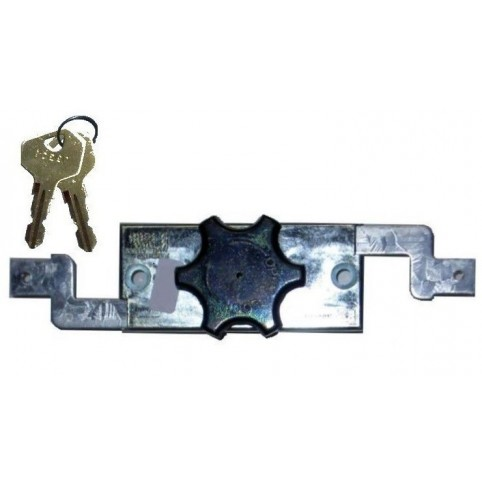 Serrure ROLL-A-DOOR uniquement copie de clé
