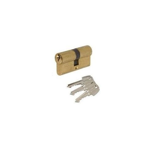 Cylindre européen TESA TE5 40X40 laiton