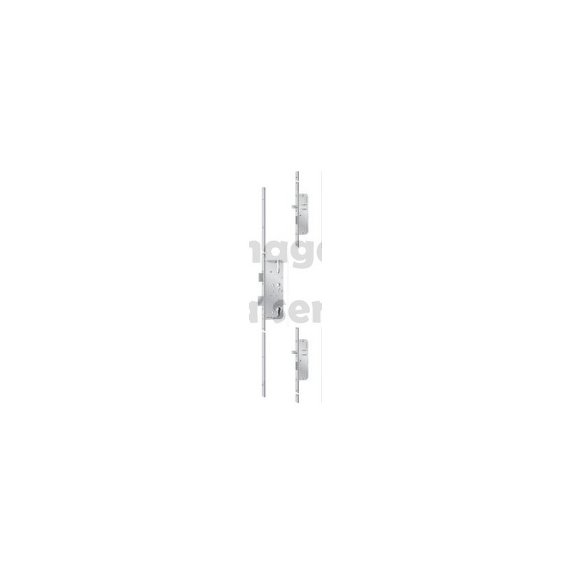 AS2300 T16 axe 45 KFV serrure 3 points