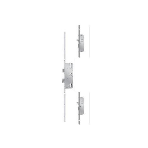 AS2300 U24/6 axe 35 KFV serrure 3 points
