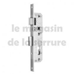 8691/14 72 axe 35 mm DIN L Serrure NEMEF
