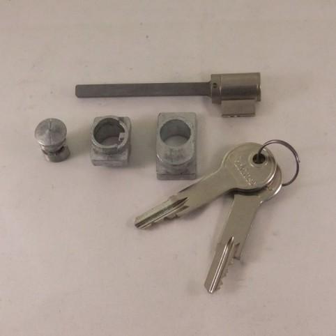 669D Kit cylindre serrure veranda SOBINCO