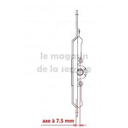 GG717 Crémone AUBI axe 7.5 FFH 1801-2000